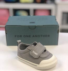 TOMS Doheny Drizzle Grey Velcro