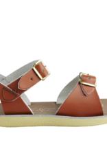 Sun-San Salt Water Sandals Surfer Sandal - Navy or Tan