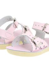 Sun-San Salt Water Sandals Sweetheart Sandal - Rose Gold, White, Pink, or Fuchsia
