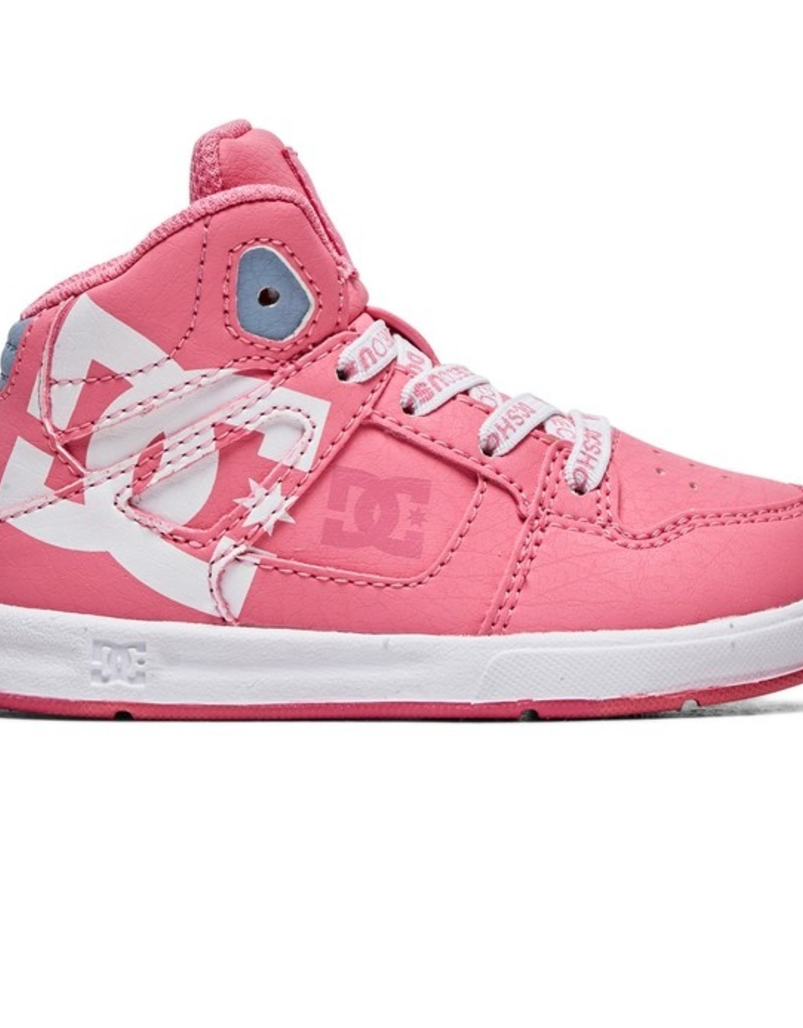 DC Pure Pink High-Top