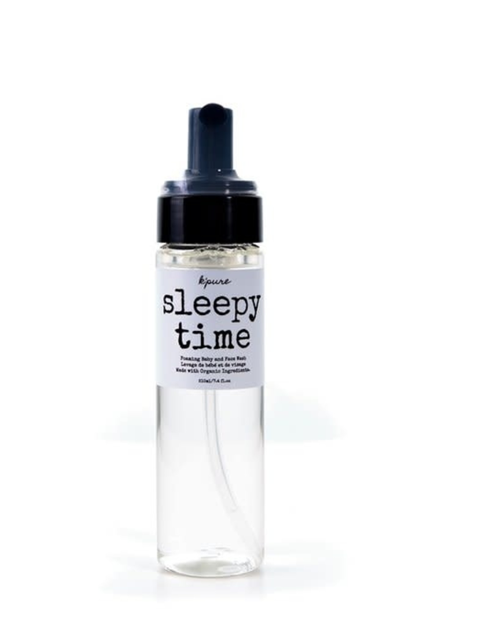K'Pure Sleepy Time 50ml Foaming Wash