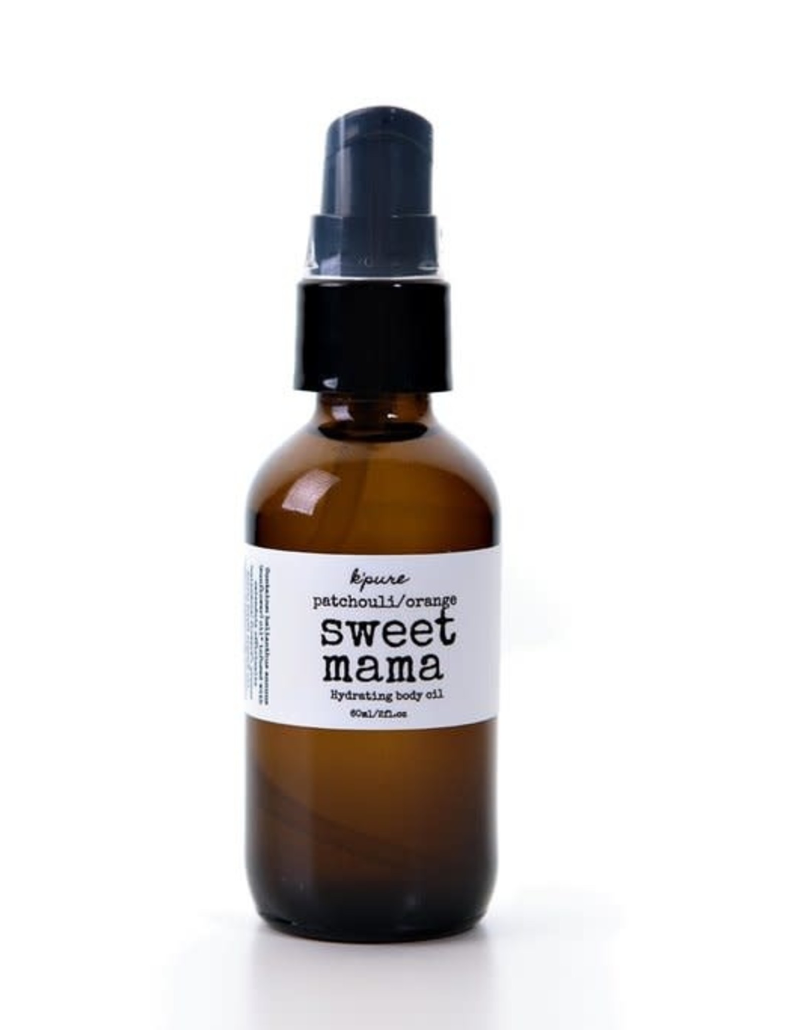 K'Pure Sweet Mama Almond Cookie 60ml