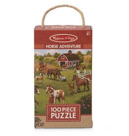 Melissa & Doug 100 Piece Puzzle