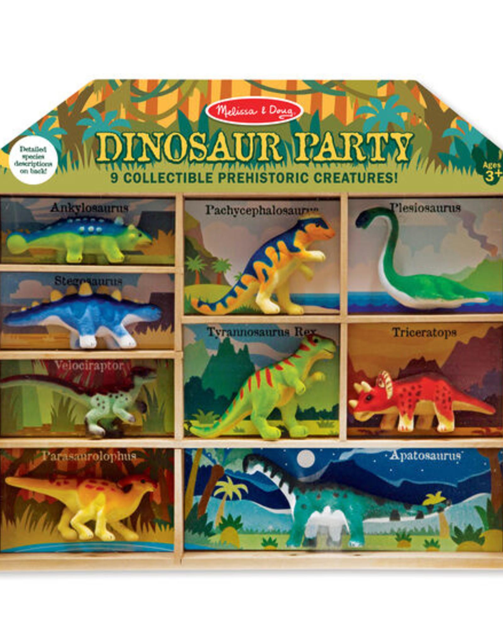 Melissa & Doug M&D Dinosaur Party