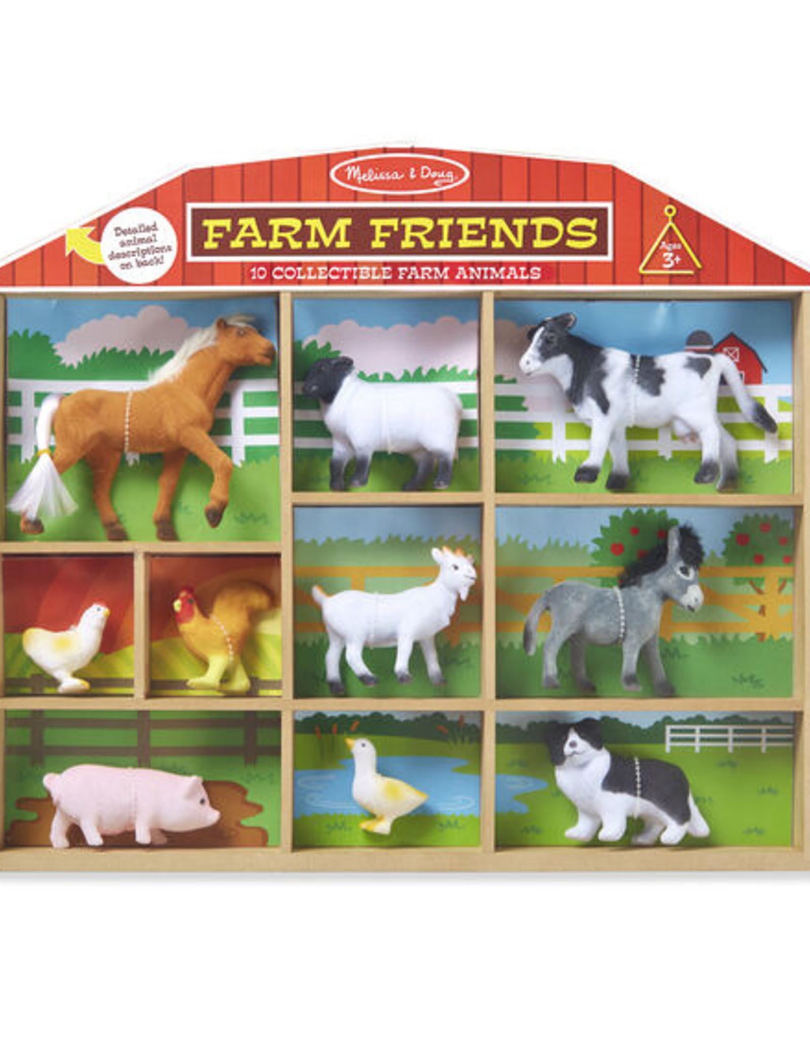 Melissa & Doug M&D Farm Friends