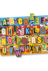 Melissa & Doug M&D Jumbo Chunky Puzzle