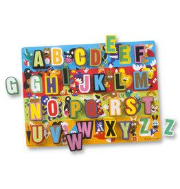 Melissa & Doug Jumbo Chunky Puzzle