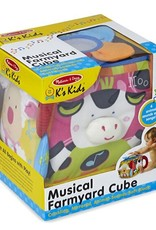Melissa & Doug M&D Musical Cube