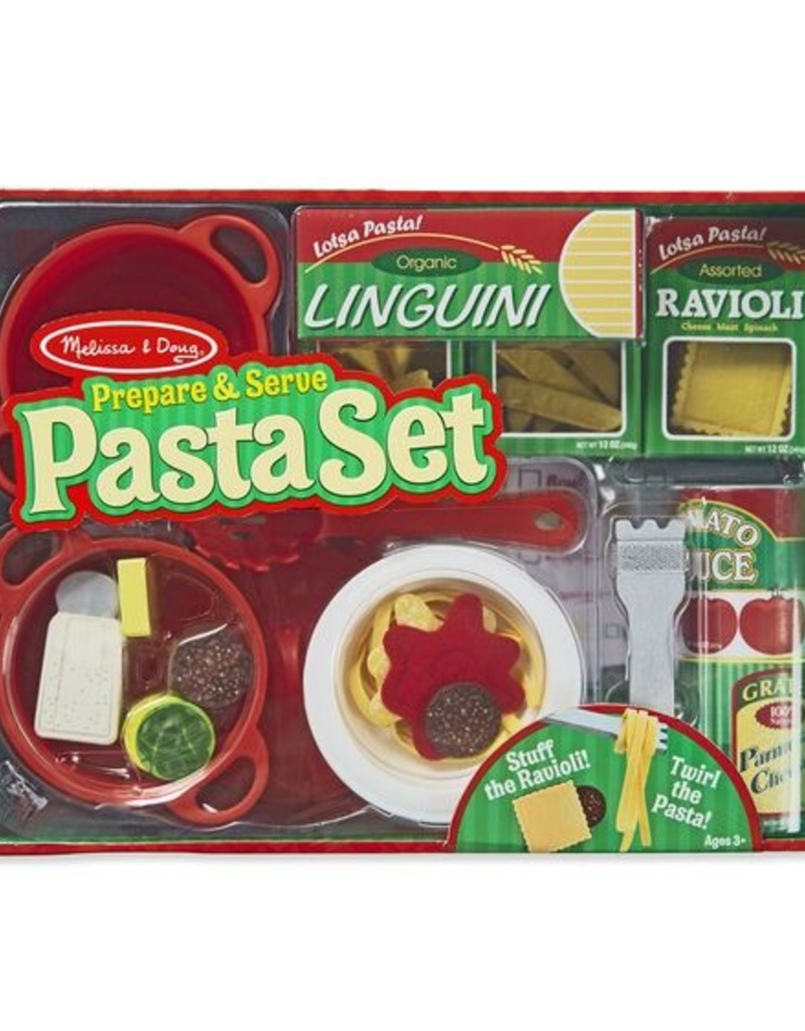 Melissa & Doug M&D Pasta Play Set