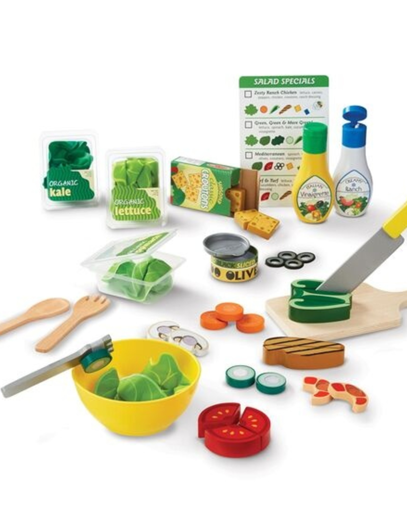 Melissa & Doug M&D Salad Set