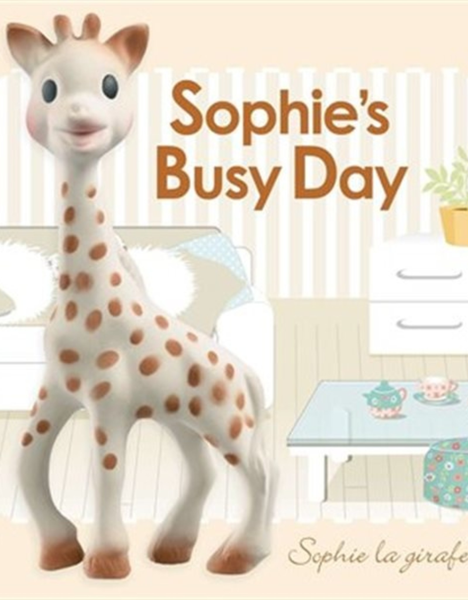 QHOUSEKIDS Sophie's Busy Day