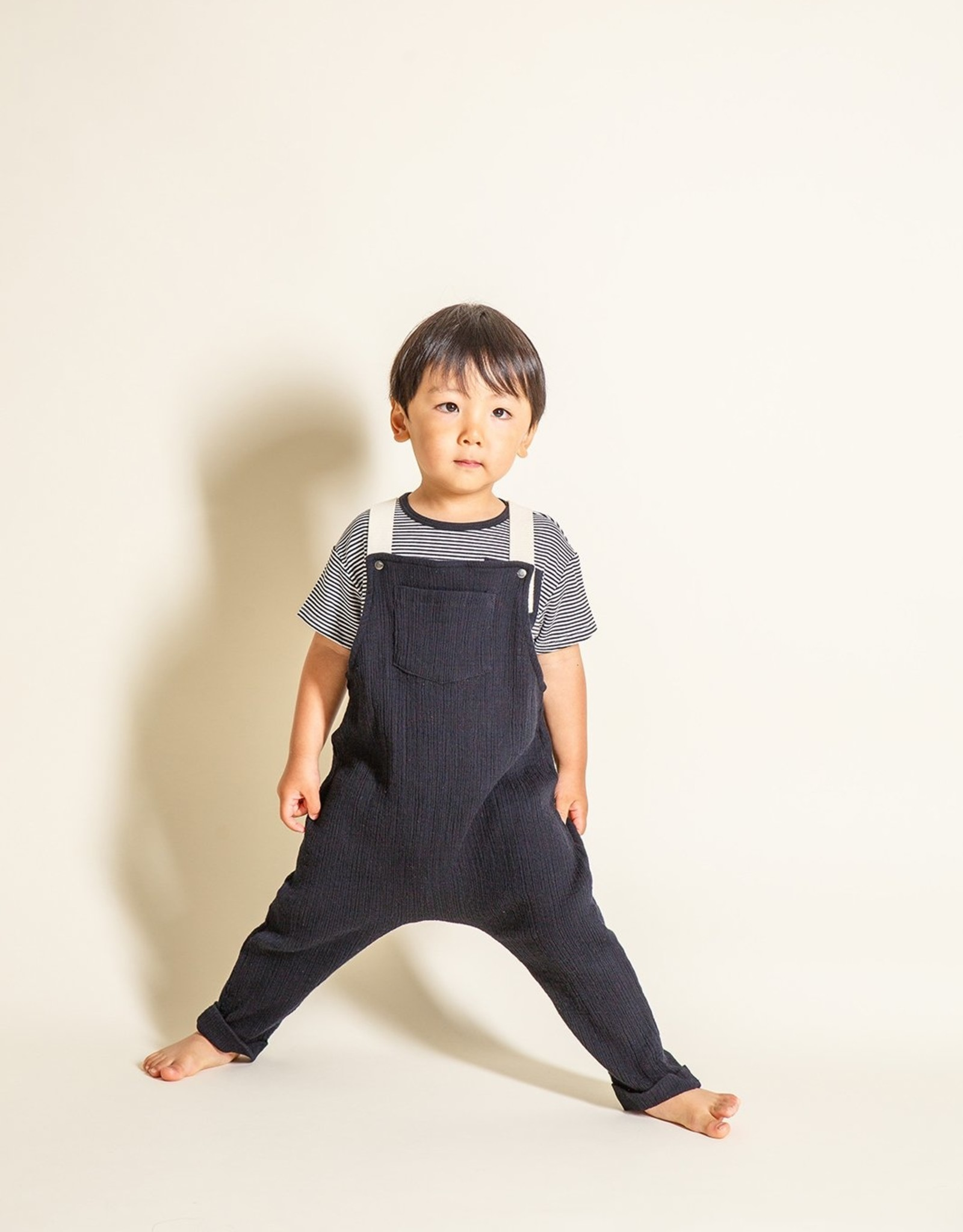 Greige Unisex Overalls - Black or Chambray