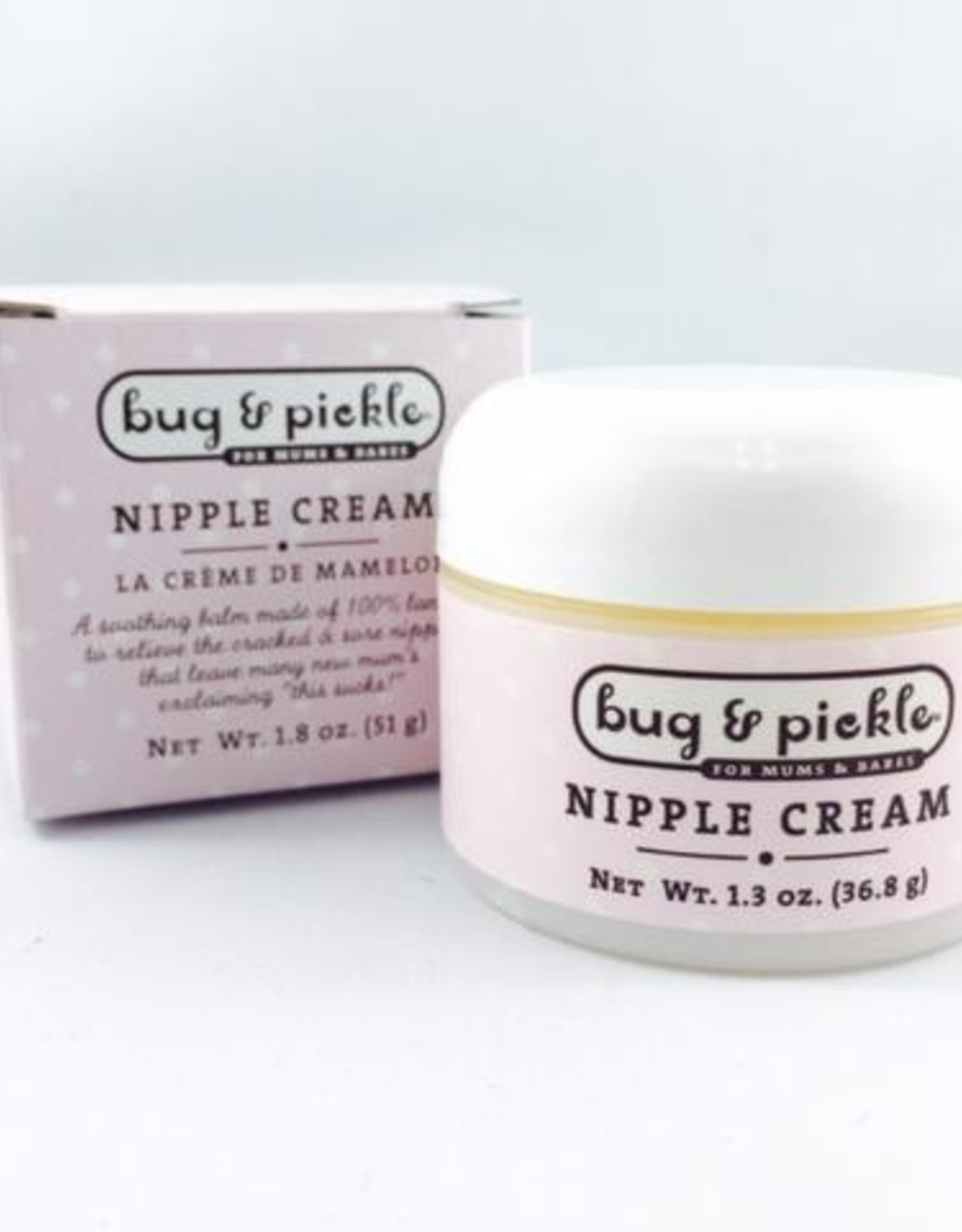 Bug & Pickle B&P NIPPLE CREAM