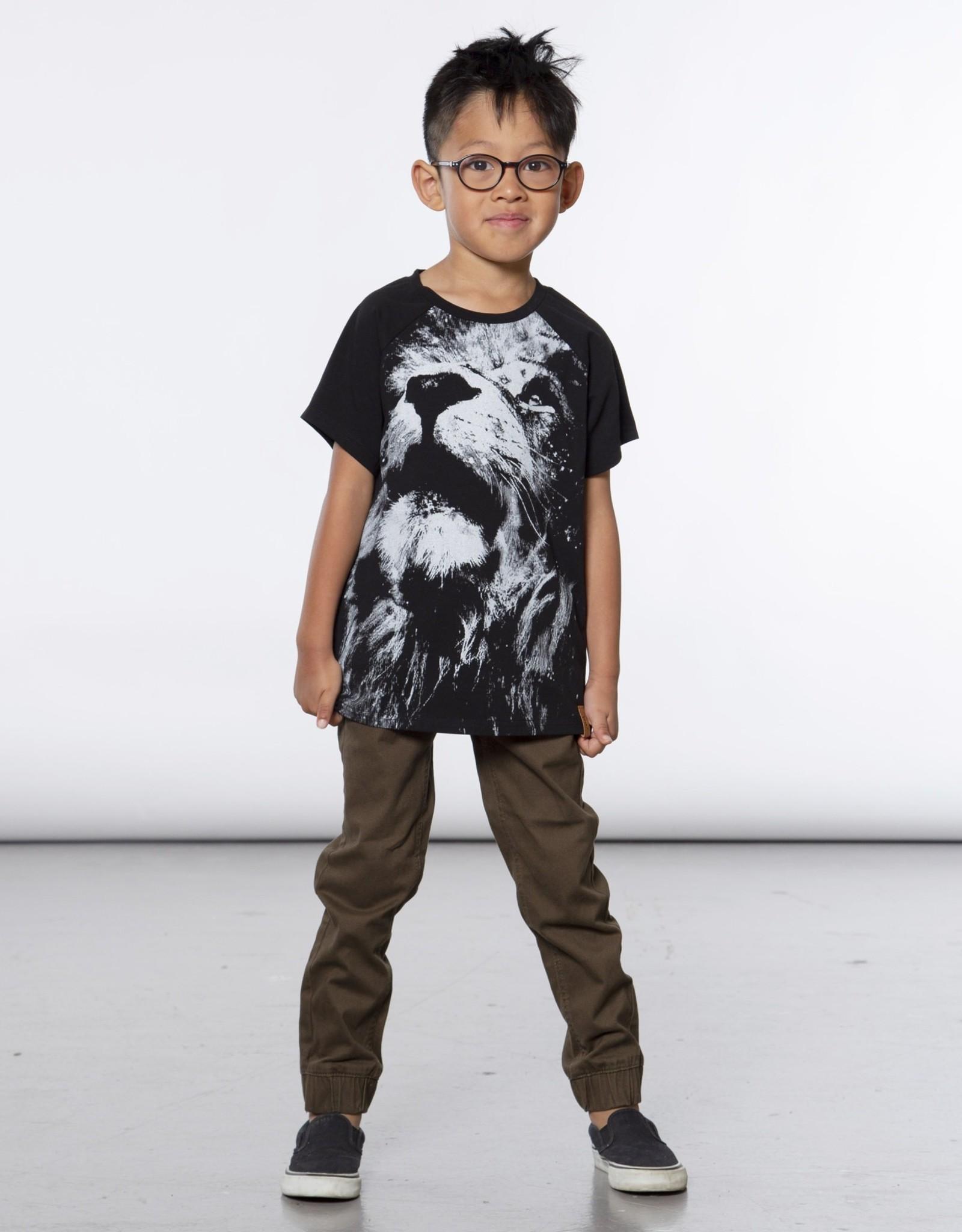 DeuxParDeux Black Lion T-Shirt