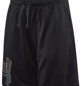 Under Armour Black/Grey Prototype Logo Shorts