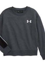 Under Armour Branded Rival Crew Grey