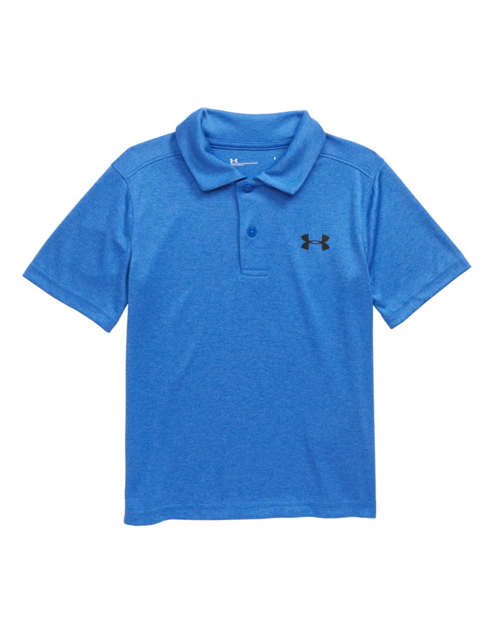 Under Armour Match Play Twist Polo T-Shirt Blue