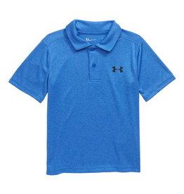 Under Armour Match Play Twist Polo T-Shirt Blue