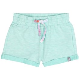 DeuxParDeux Turquoise French Terry Shorts
