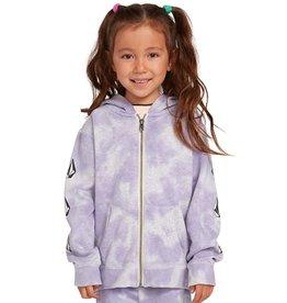 Volcom Zippety zip up hoodie