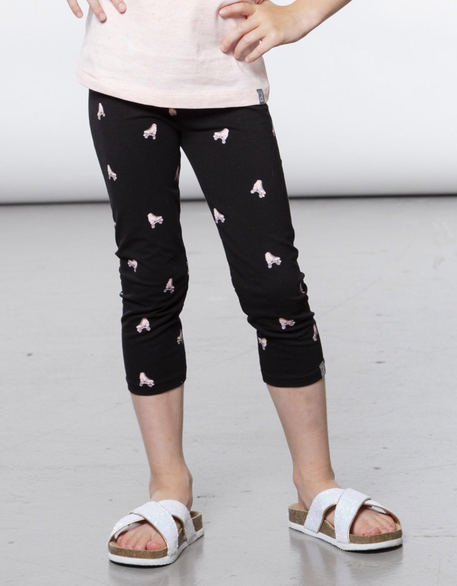 DeuxParDeux Roller Skate Black Legging