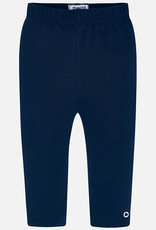 Mayoral Cropped Legging -  Navy