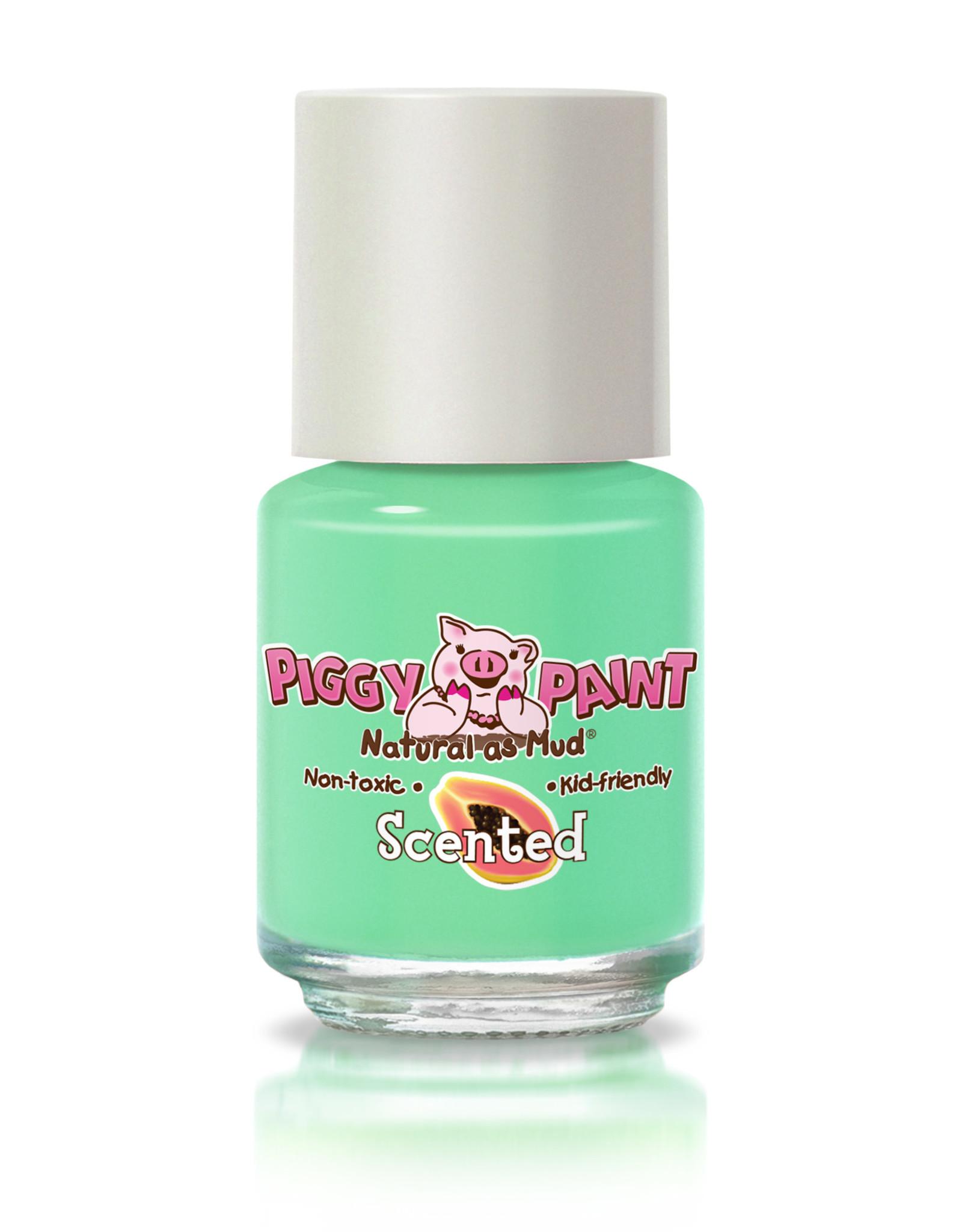 Piggy Paint Scented Nail Polish - Papaya Party