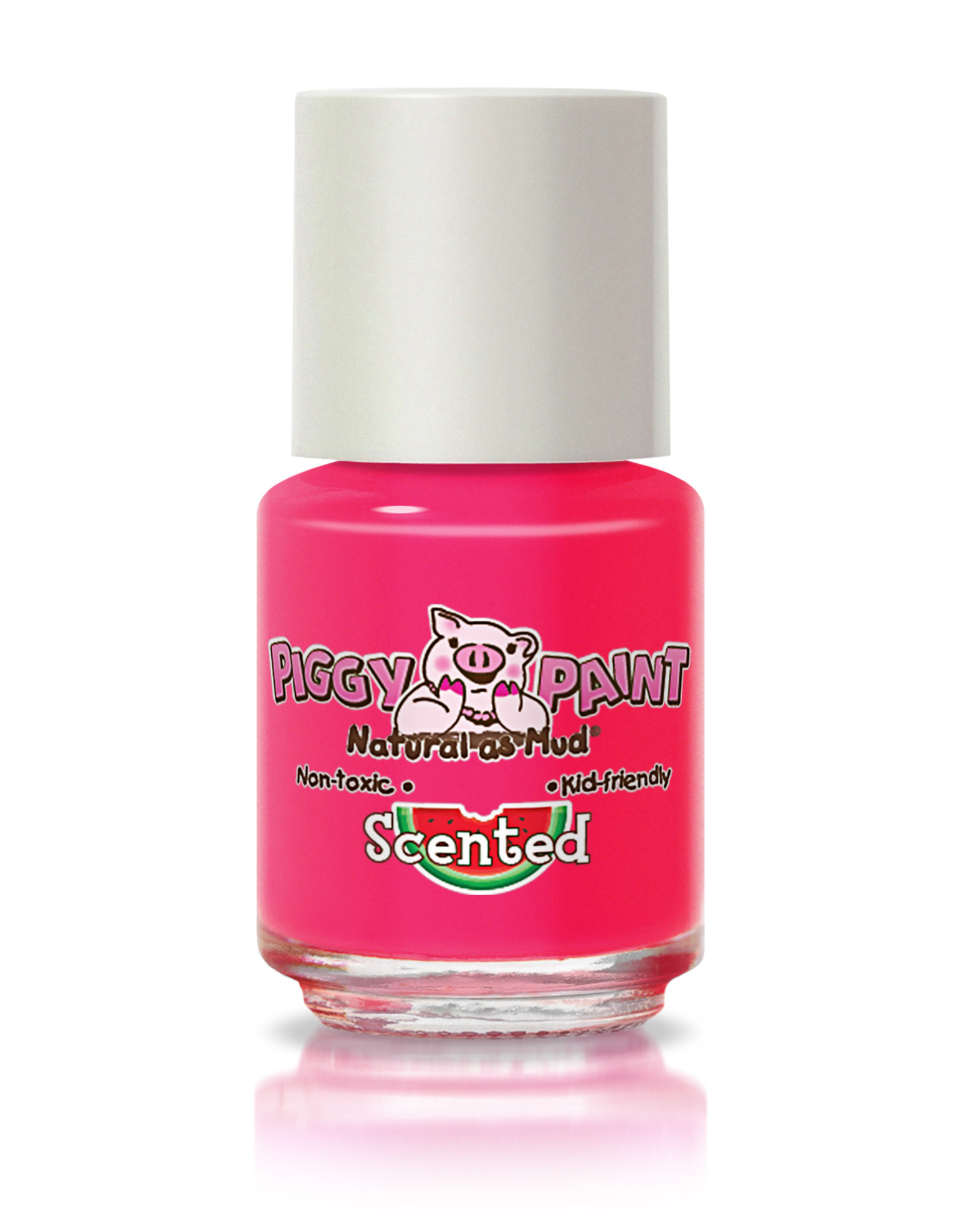 Piggy Paint Scented Nail Polish - Wacky Watermelon