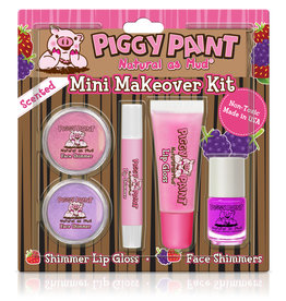 Piggy Paint mini makeover kit - Grape