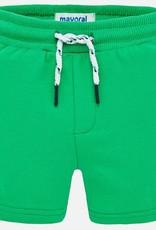 Mayoral  fleece shorts - Grey or Green