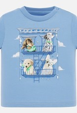 Mayoral Dogs T Shirt
