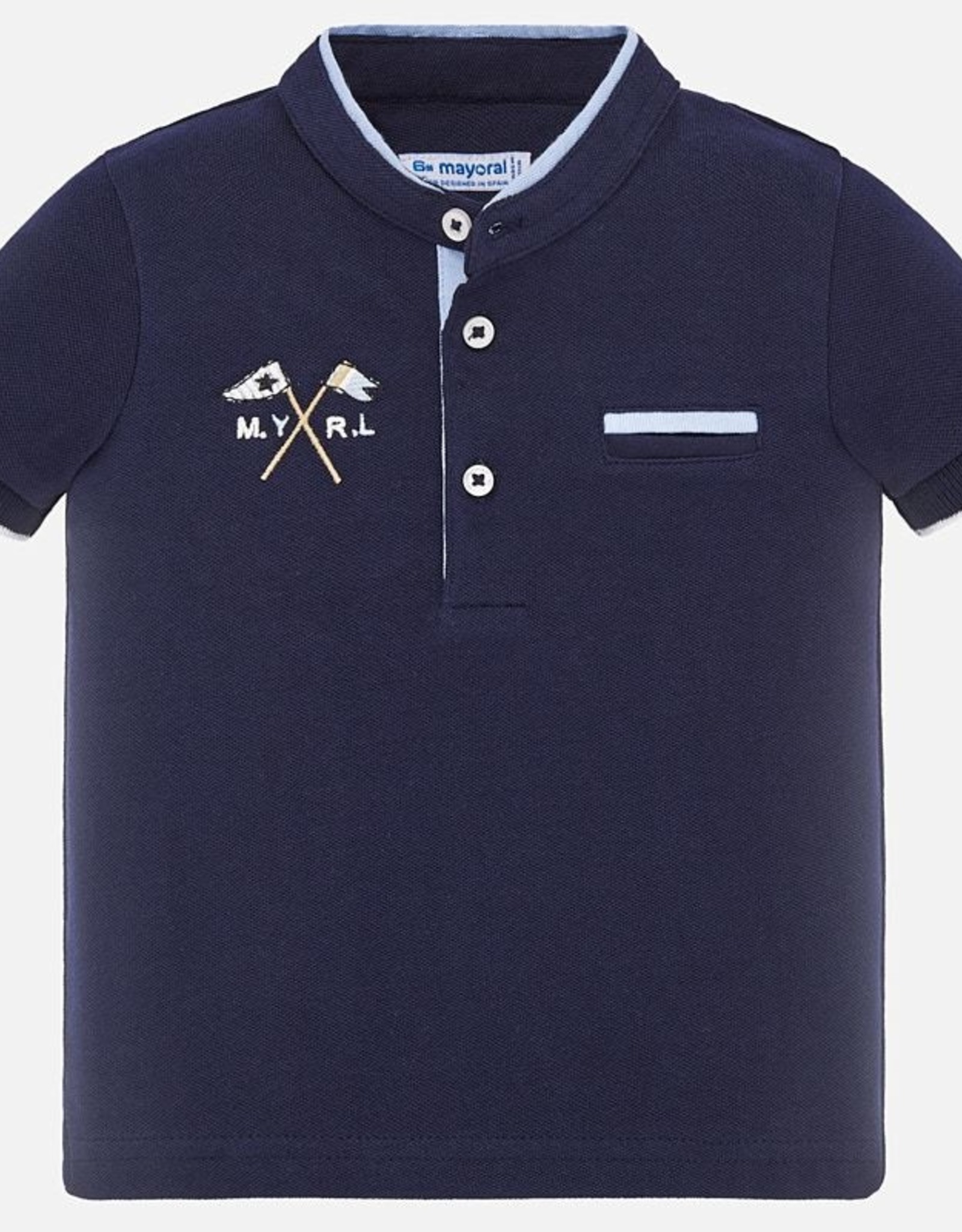 Mayoral Polo navy shirt