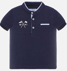 Mayoral Polo navy shirt