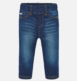 Mayoral baby girls skinny jeans