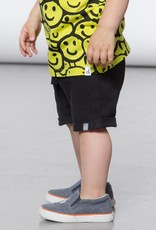 DeuxParDeux baby Bermuda Shorts - Black