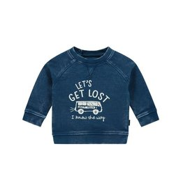 Noppies Baby let's get lost sweater