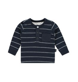Noppies Baby Striped blue shirt