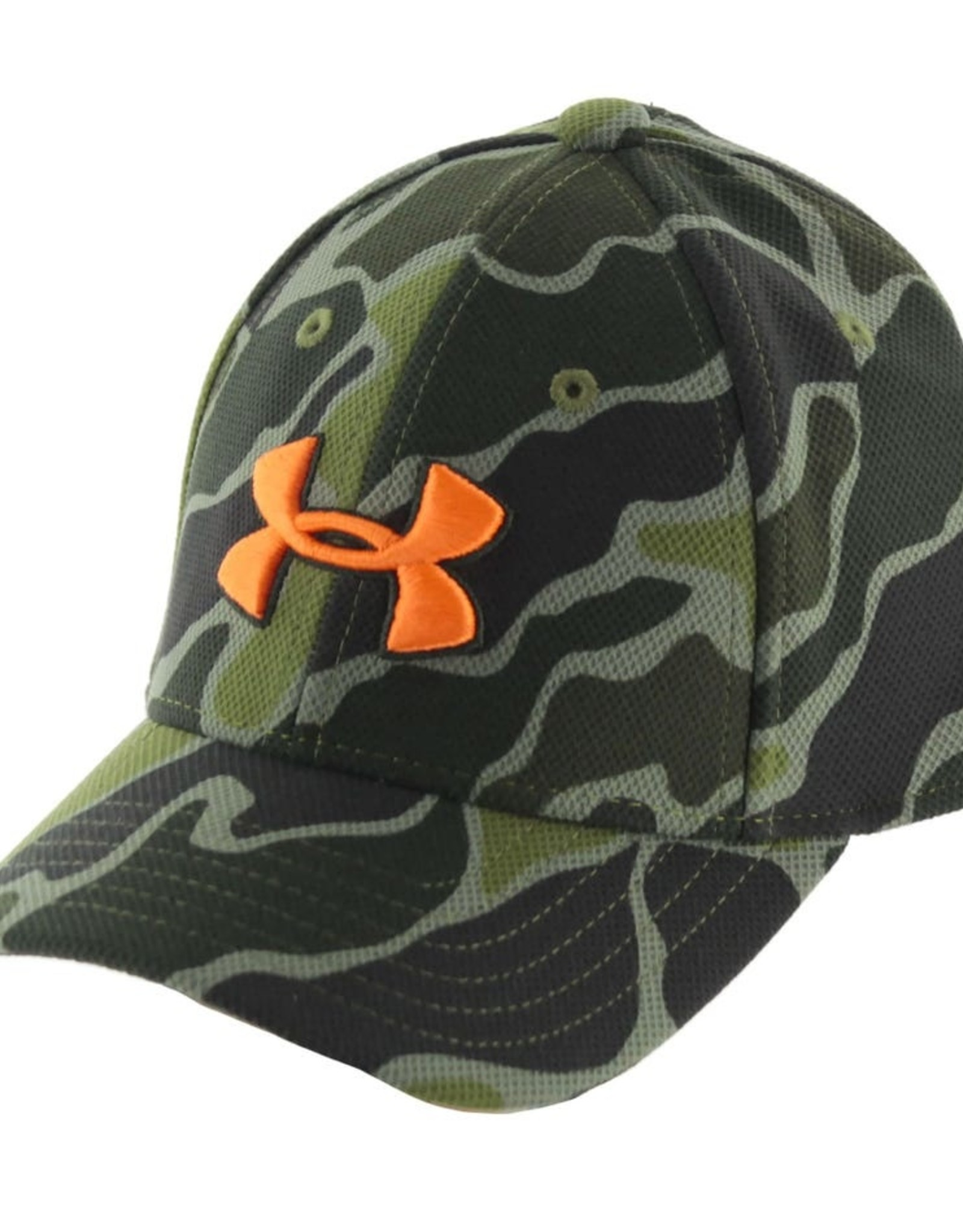 Under Armour Camo Diverge Blitzing Hat 1-3yrs