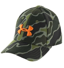 Under Armour Camo Diverge Blitzing Hat 4-6yrs