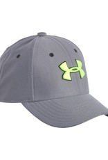 Under Armour Grey Blitzing Hat 1-3yrs