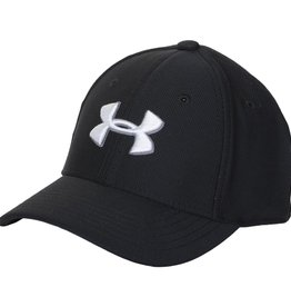 Under Armour Black Blitzing Hat 4-6yrs