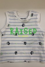 Mayoral Baby raised by waves tank top