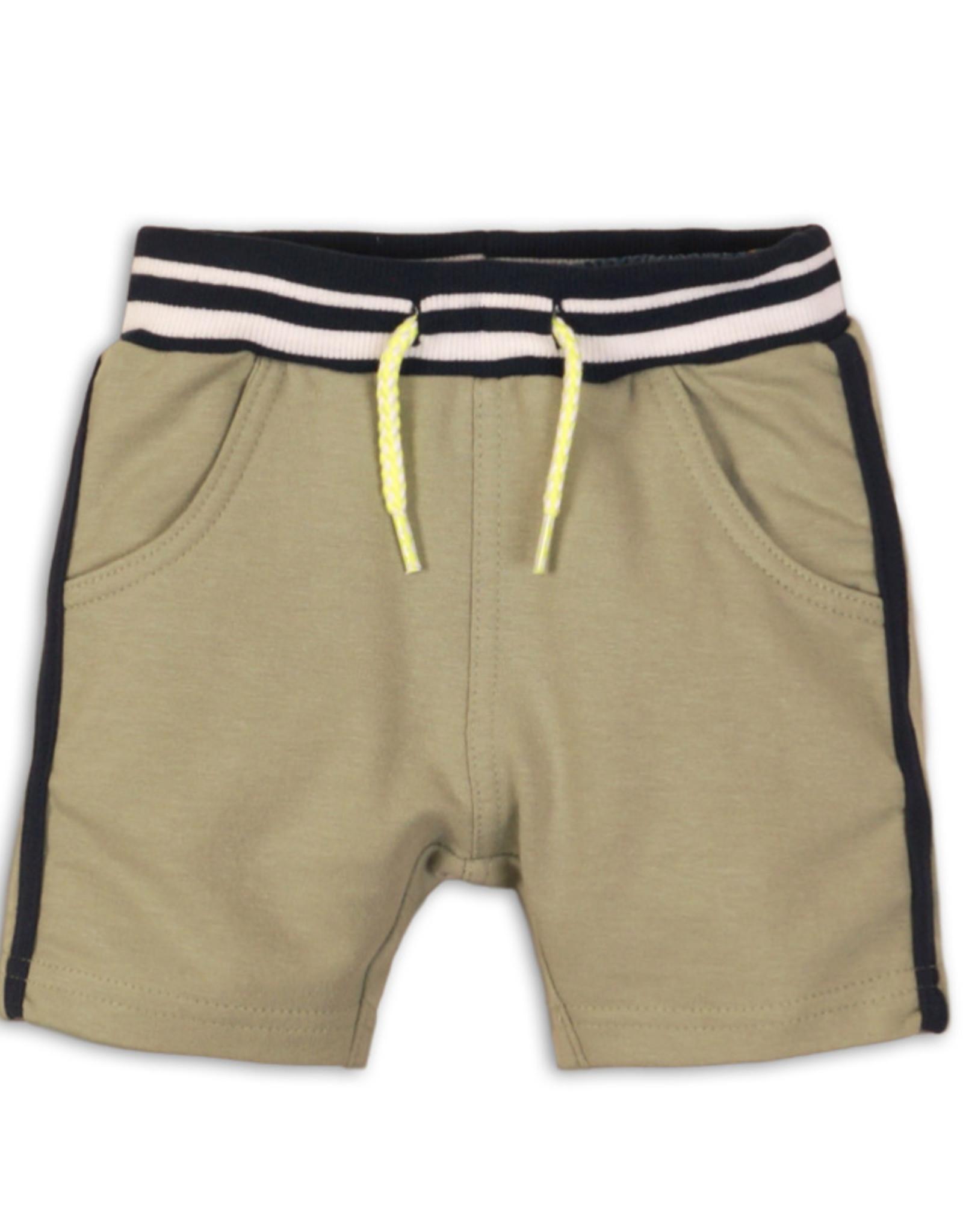 Dirkje Army  Green Shorts
