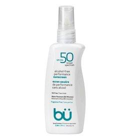 BU SPF 50 Sunscreen 98ml Spray