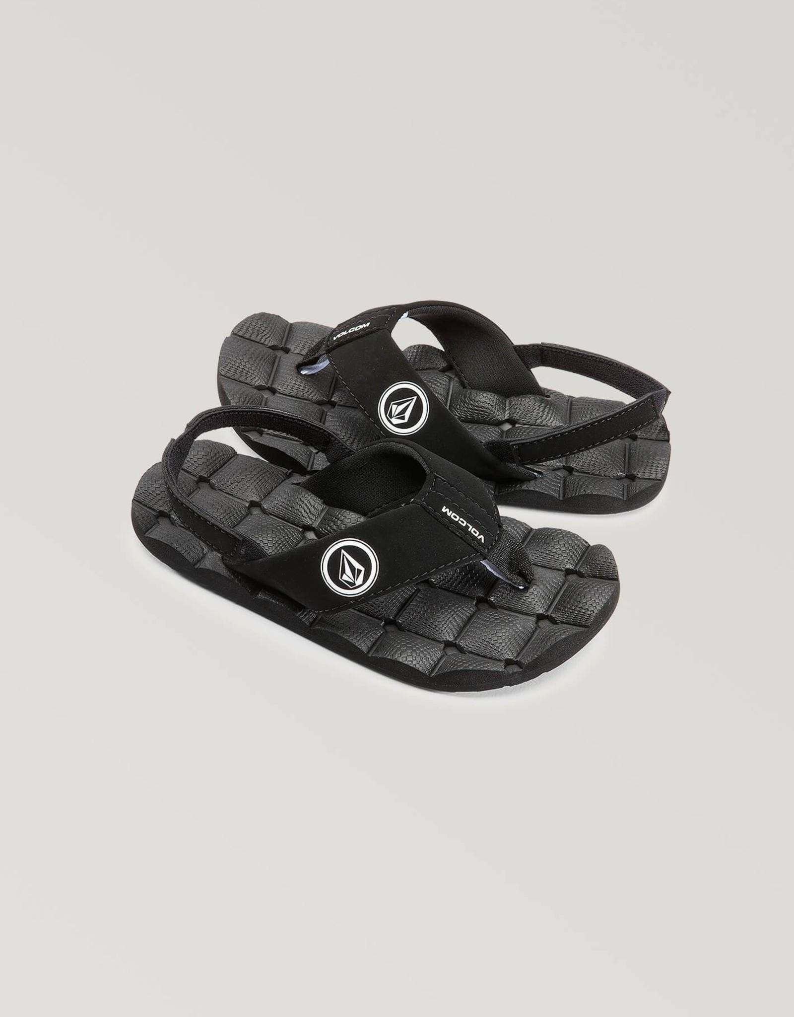 Volcom Little Boy Recliner Sandal