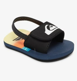 Quiksilver Infant Molokai Layback Sandal - Navy or Black