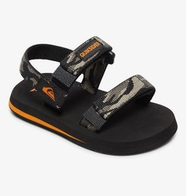 Quiksilver Toddler Monkey Cage Sandals- Camo or Navy
