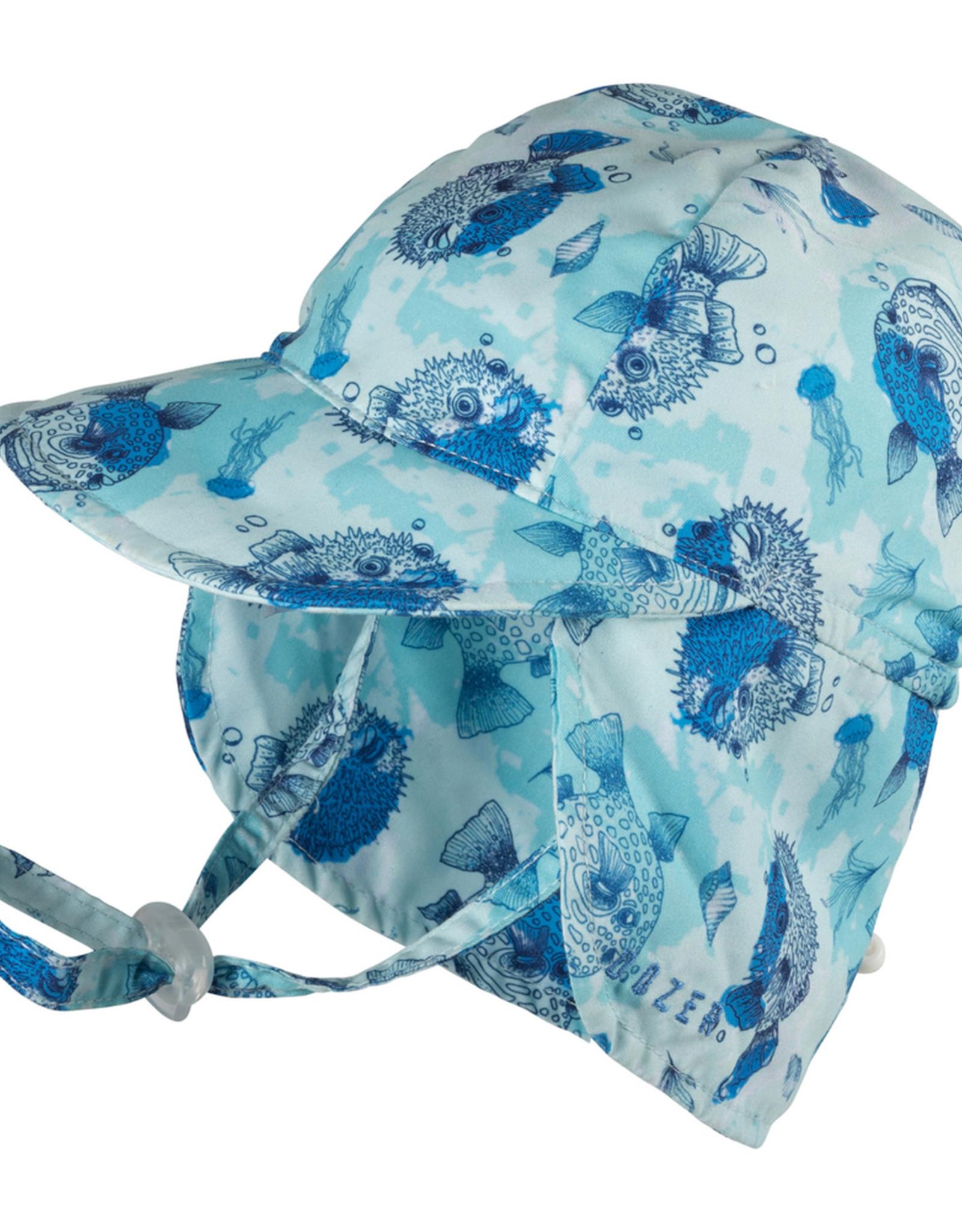 Dozer Puffer Fish Legionnaire Hat