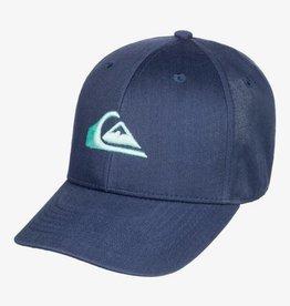 Quiksilver Decades Snapback  Cap - Majolica Blue
