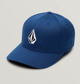 Volcom Full Stone Flexfit Hat  - Blue